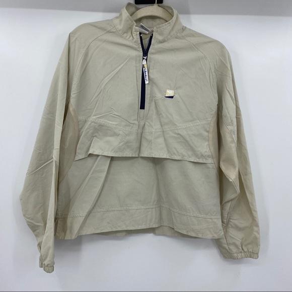 solumbra Jackets & Blazers - Vintage Solumbra vented pullover windbreaker